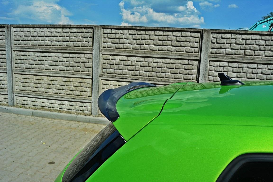 Lotka Lip Spoiler - VW Scirocco 3 R - GRUBYGARAGE - Sklep Tuningowy